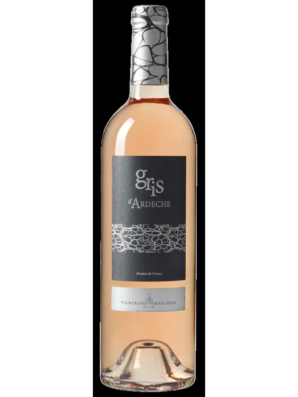 GRIS d'Ardèche Grenache rosé 2019
