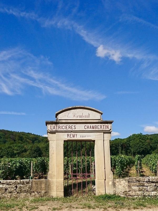 Bourgogne et Beaujolais